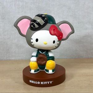 Hello Kitty Sanrio Oakland Athletics Bobblehead